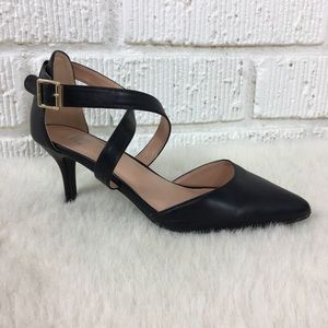 JOURNEE COLLECTION Black Pump size 9